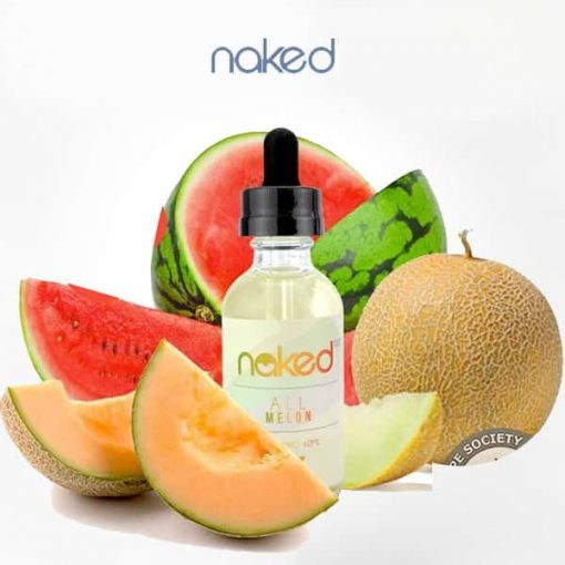 naked all melon likit