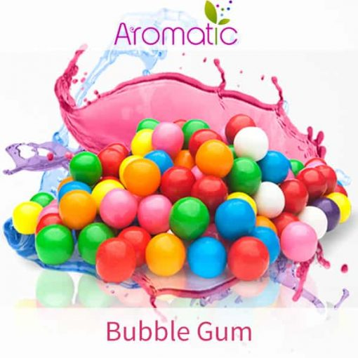 Aromatic Bubble Gum Aroması 10ml