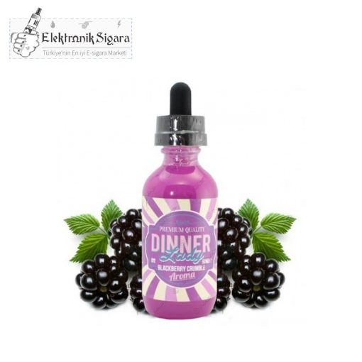 dinner blackberry crumble likit 60ml