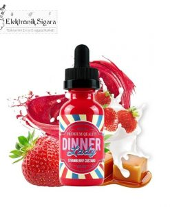 strawberry custard likit 60ml